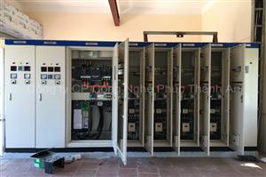 Trạm bơm cấp nước KCN Vân Trung